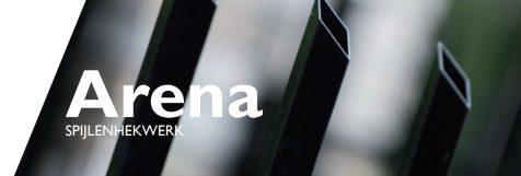 Arena - Spijlenhekwerk