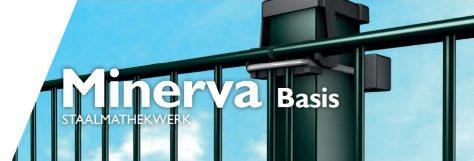 Minerva Basis - Staalmathekwerk