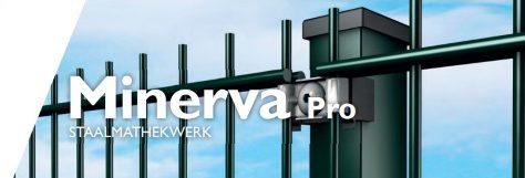 Minerva Pro - Staalmathekwerk