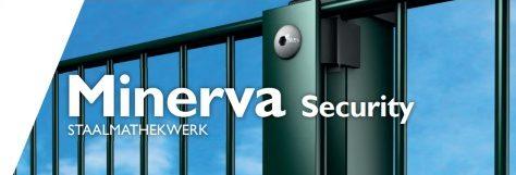 Minerva Security - Staalmathekwerk