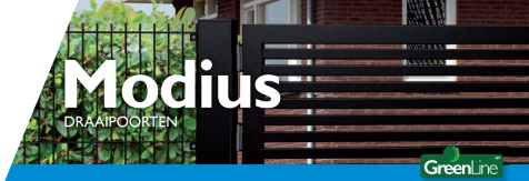 Modius - Draaipoorten