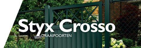 Styx Crosso - Draaipoorten