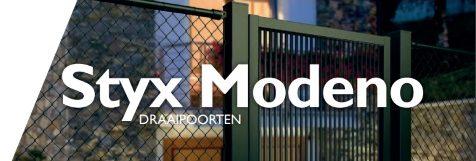 Styx Modeno - Draaipoorten